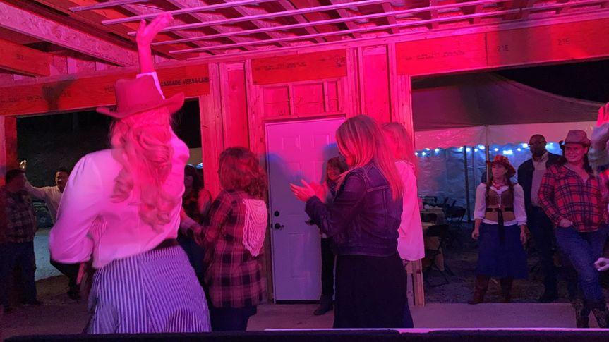 Covid Dancing