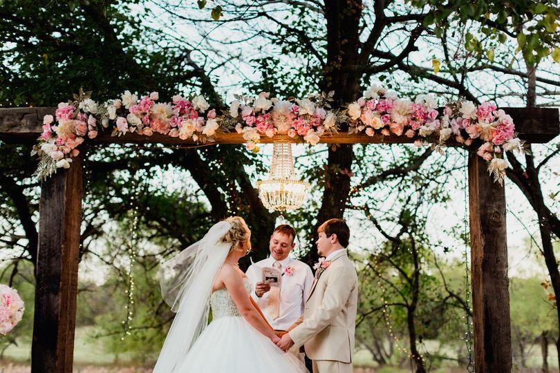 Wedding ceremoy