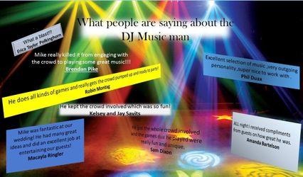 The Dj Music Man 1
