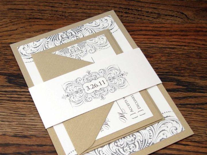 Tmx 1319649981025 DSC03809 Indianapolis wedding invitation