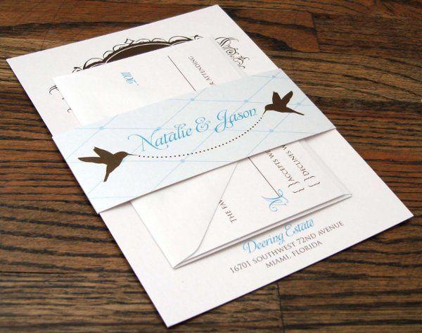 Tmx 1319650137010 DSC03674 Indianapolis wedding invitation