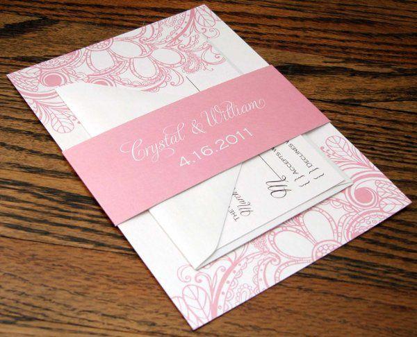 Tmx 1319650295787 DSC03641 Indianapolis wedding invitation
