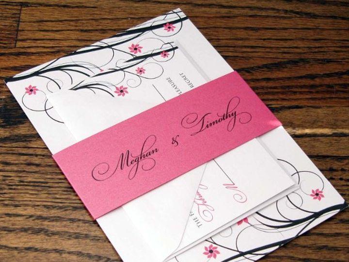 Tmx 1319650446249 DSC03621 Indianapolis wedding invitation