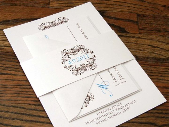 Tmx 1319650538539 DSC03658 Indianapolis wedding invitation