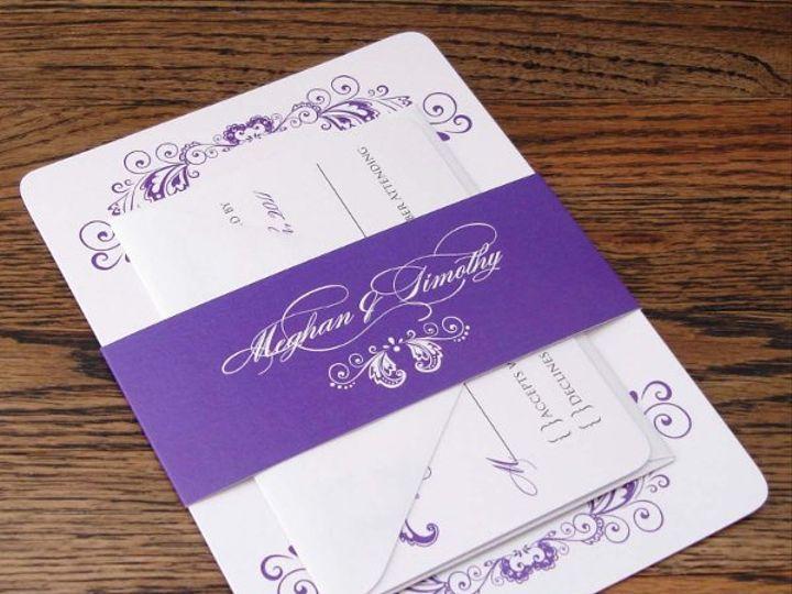 Tmx 1319651621134 DSC03735 Indianapolis wedding invitation