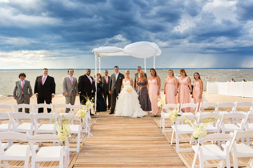 north shore long island wedding at crescent bea