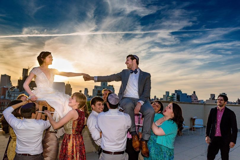 nyc rooftop wedding hora 51 174105 159034526477978