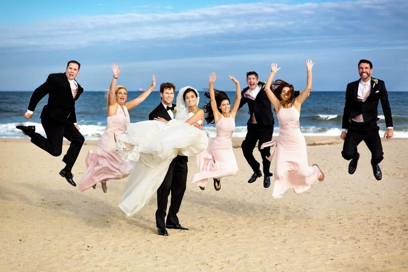wedding party jump for joy 51 174105 159034526899184