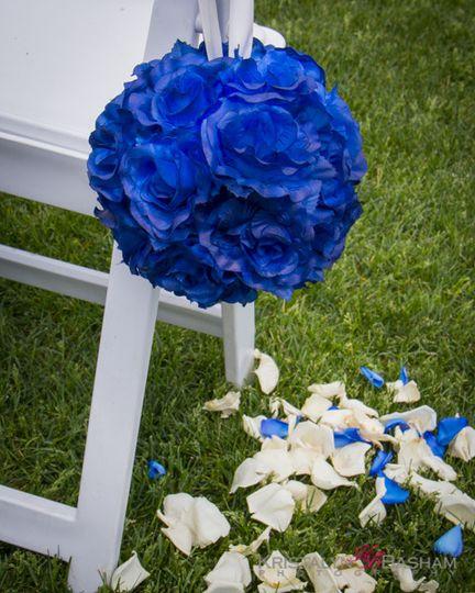 Wedding pomander