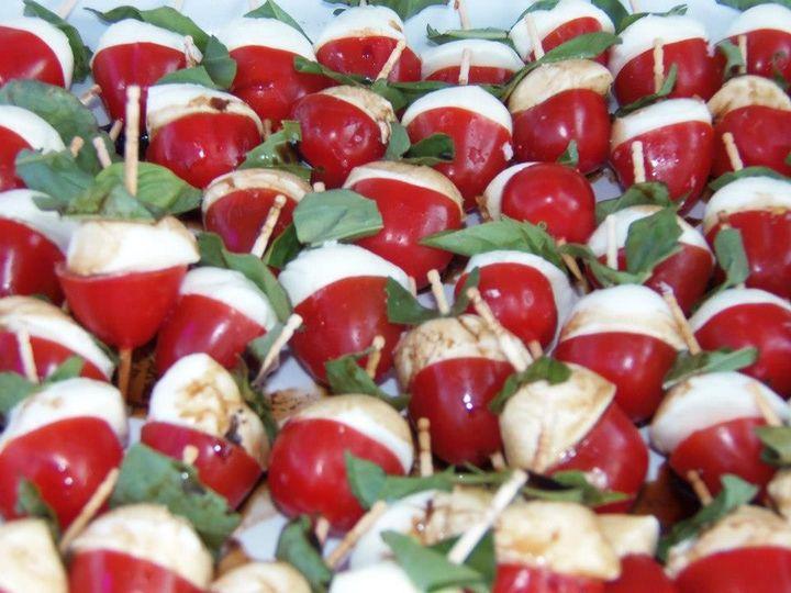 Dessert pops