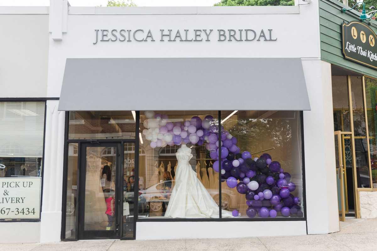 Jessica Haley Bridal
