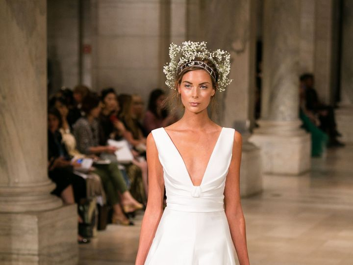 Tmx 1528314712 7f43278a27c73883 1528314710 39d2f59042c3b0b4 1528314708804 26 Reem Acra 21 Rye, NY wedding dress