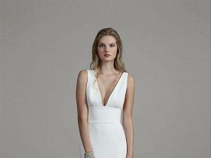 Tmx 1536778217 Ab6290d8b2eb27a9 1536778216 3985b5951d502bea 1536778218050 1 6892 445x675 Rye, NY wedding dress