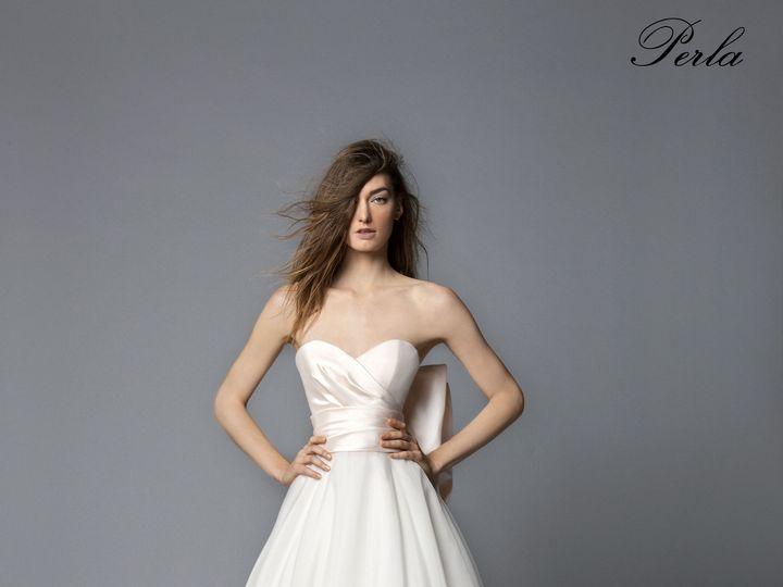 Tmx 1536778279 39cdbbd846425e41 1536778276 08a47ef660edb3b3 1536778275905 5 Sit7 Riva17 Perla  Rye, NY wedding dress