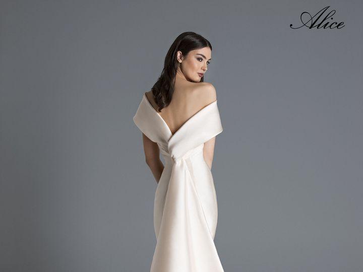 Tmx 1536778279 70d23496c7641329 1536778277 5b94f35da4deb14f 1536778275906 6 Sit11 Alice Riva17 Rye, NY wedding dress