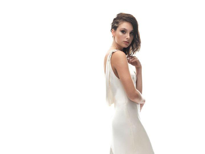 Tmx 1536778372 F9c89286f14df36c 1536778371 05eafb4449845a16 1536778370160 9 Daxa Side Rye, NY wedding dress