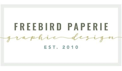 Freebird Paperie Graphic Design
