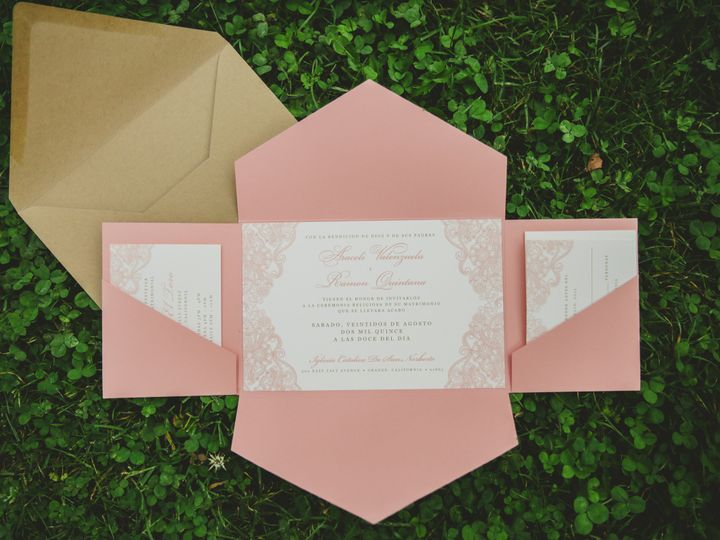 Tmx 1460155904884 Fpproduct1 Middleburg, PA wedding invitation