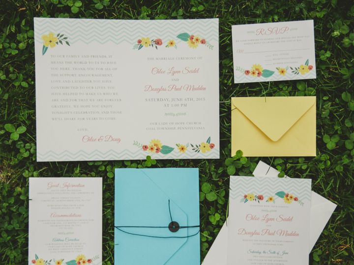 Tmx 1460155962946 Fpproduct11 Middleburg, PA wedding invitation