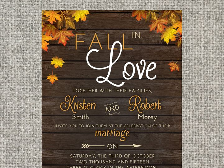 Tmx 1460156501594 Kristeninvitation Middleburg, PA wedding invitation