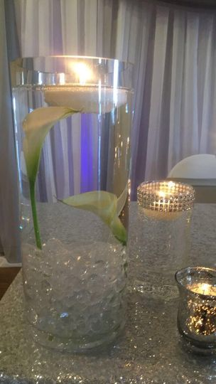 Callas and Candles