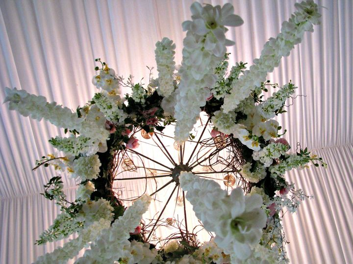Tmx 1468893782136 Cary Wedding Chandelier 1 Delavan, Wisconsin wedding florist