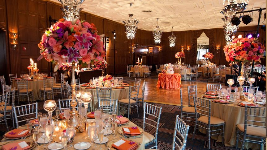 Walnut Ballroom Reception