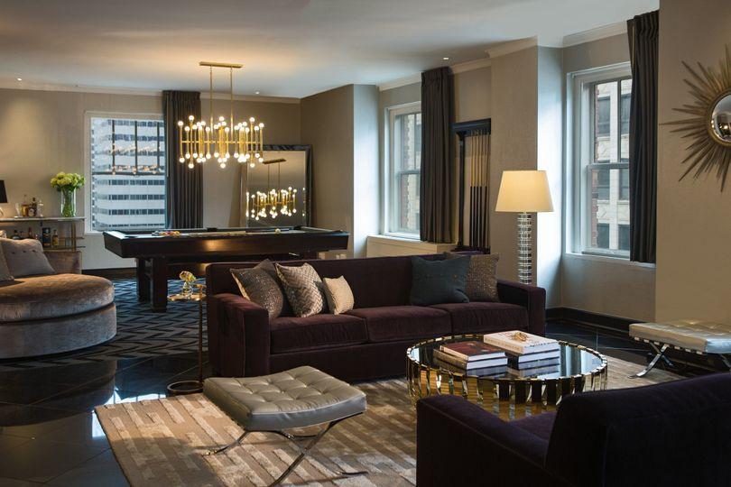Hotel Allegro Starlet Suite