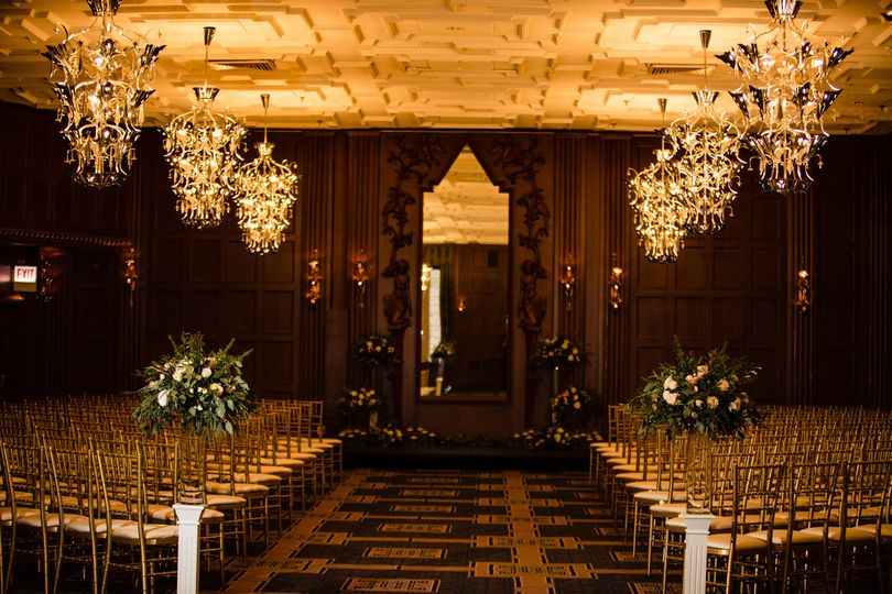 Walnut Ballroom Ceremony