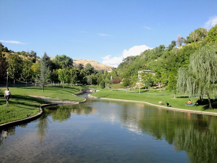 Memorial House & Preservation Utah scenic view