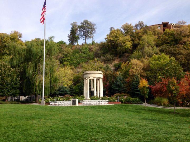 Memorial House & Preservation Utah grounds