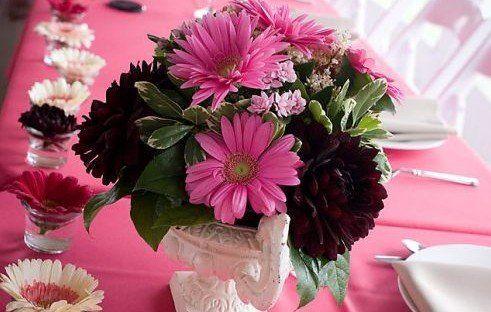 Tmx 1277617609067 Pinkweddinguniqueheadtableideasbybloombymarthandrewsincalifornia Springfield Gardens wedding planner