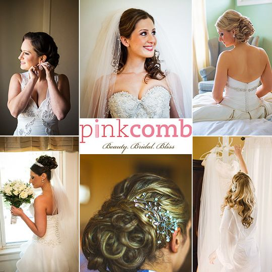 Pink Comb Studio.