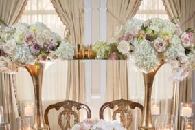 Alisha Simone, Elegant Event Flowers and Decor