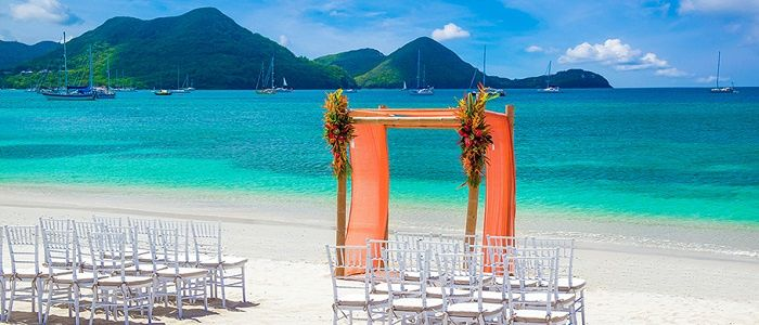 Tmx Sandals Grande St Lucian Beach Weddinguniquevacationsltd 51 1047105 Saginaw, MI wedding travel