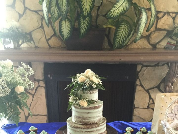 Tmx 1476046807921 April 9 2016 2 San Ysidro wedding cake