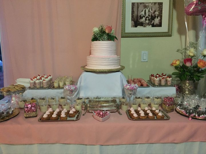 Tmx 1476046898407 May 28 2016 4 San Ysidro wedding cake