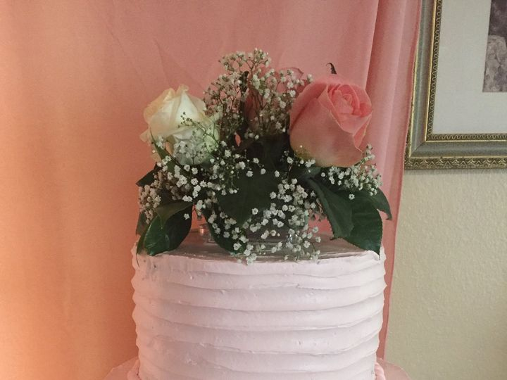 Tmx 1476046918829 May 28 2016 2 San Ysidro wedding cake