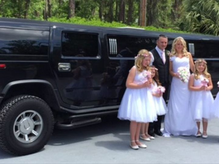 Tmx Wedding 5 2018 Lesly B Www Ult Limo 51 1067105 1559679836 Orlando, FL wedding transportation