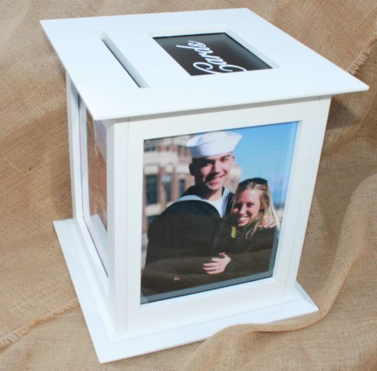 The Perfect Card Box - Favors & Gifts - NATIONWIDE - WeddingWire