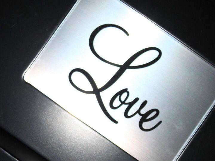 Tmx 1345232092344 LoveplateinBlackWeddingCardBox Suffolk wedding favor
