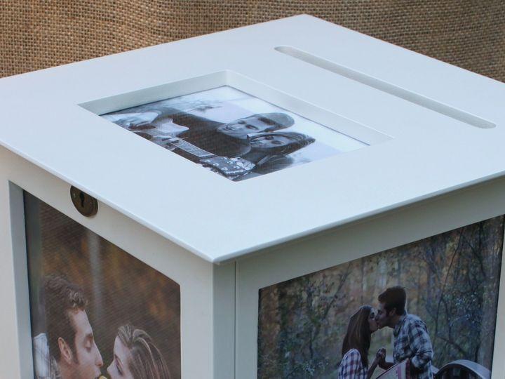 Tmx 1382022667473 Ivory Wedding Card Box Full Shot Close Up Of Lid Suffolk wedding favor