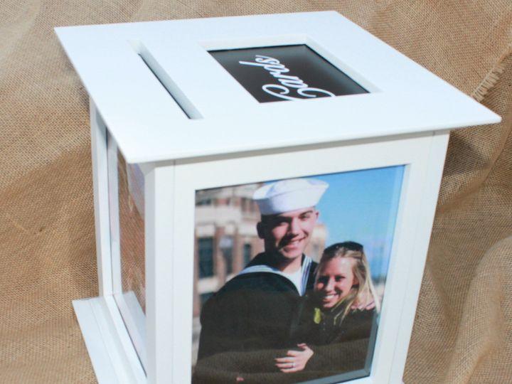Tmx 1382022976216 Pineberry Loft White Wedding Card Box Suffolk wedding favor