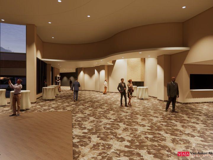 Tmx Atrium View 2 Night 51 1897105 160331267285594 Cleveland, OH wedding venue