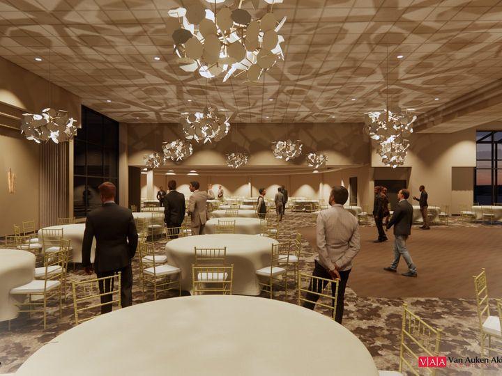 Tmx Grand Ballroom View 2 Night 51 1897105 160331267296010 Cleveland, OH wedding venue