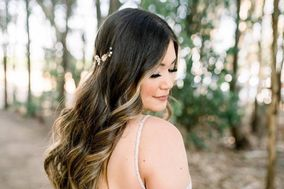 Bridal Hair by Annie Ainley