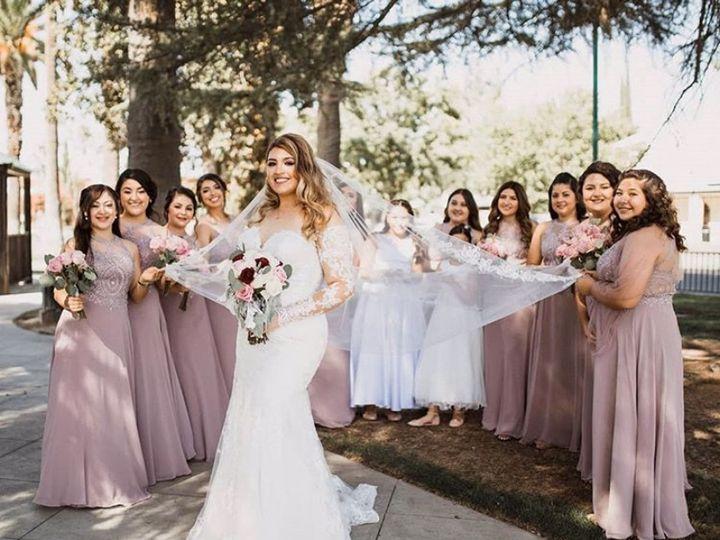 Tmx Fullsizeoutput 36bf 51 908105 1570642180 Clovis, CA wedding beauty
