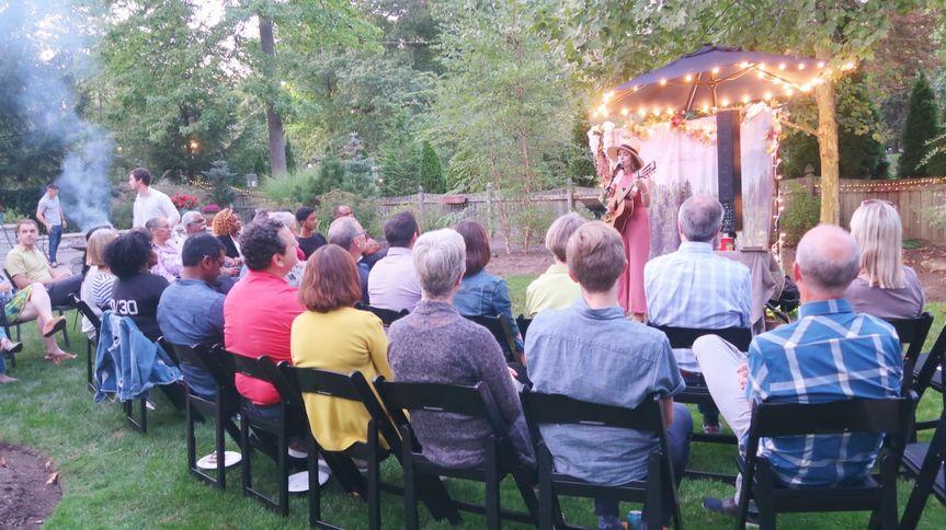 House Concert in Ohio