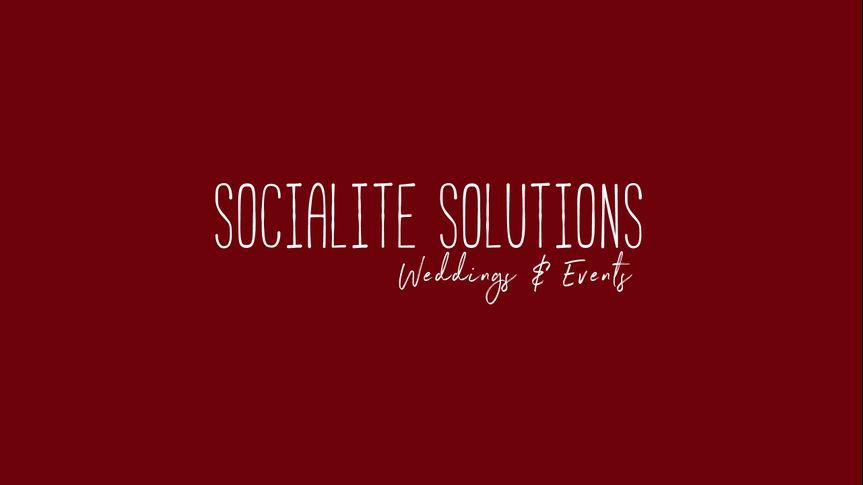 Hi! We're Socialite Solutions!