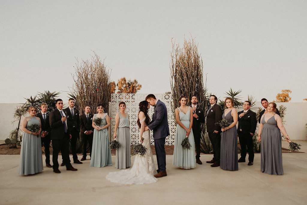 Tercero by Aldea Weddings